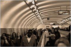Paris Underground - 1