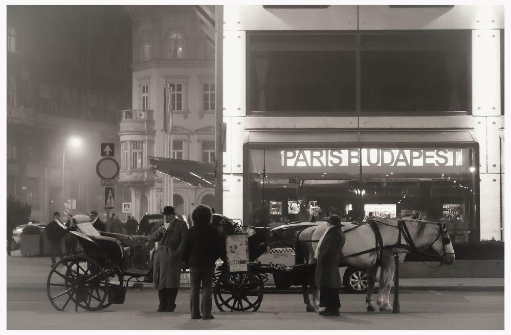 Paris vielleicht, Gnädiges Fräulein?