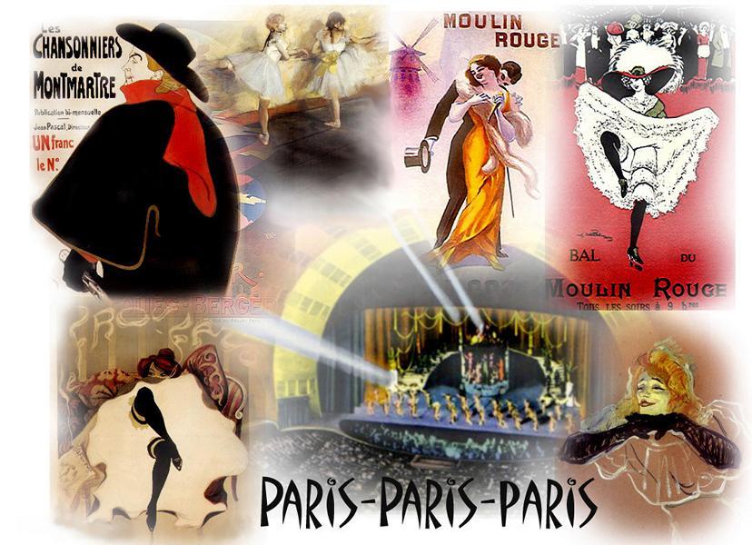 Paris wie es einmal war