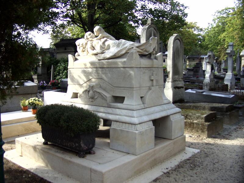 Pariser Friedhof Père Lachaise