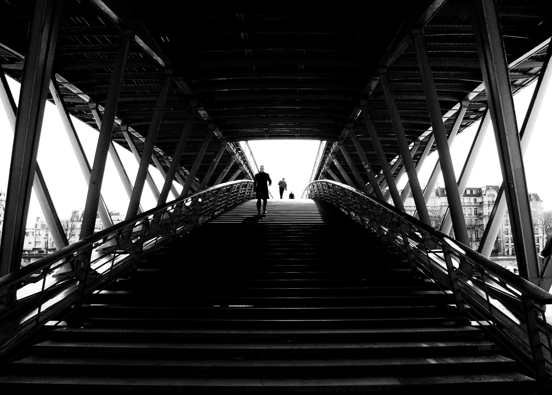 Paris_Passerelle Solferino