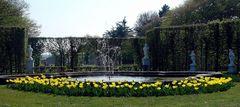 Park am Kurfürstlichen Palais in Trier