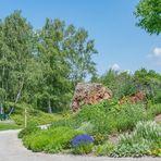 Park der Sinne heute  - Hannover-Laatzen