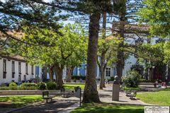 Park in Ponta Delgada Sao Miguel Acores