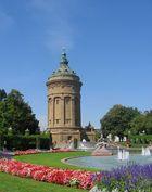 Park von Mannheim