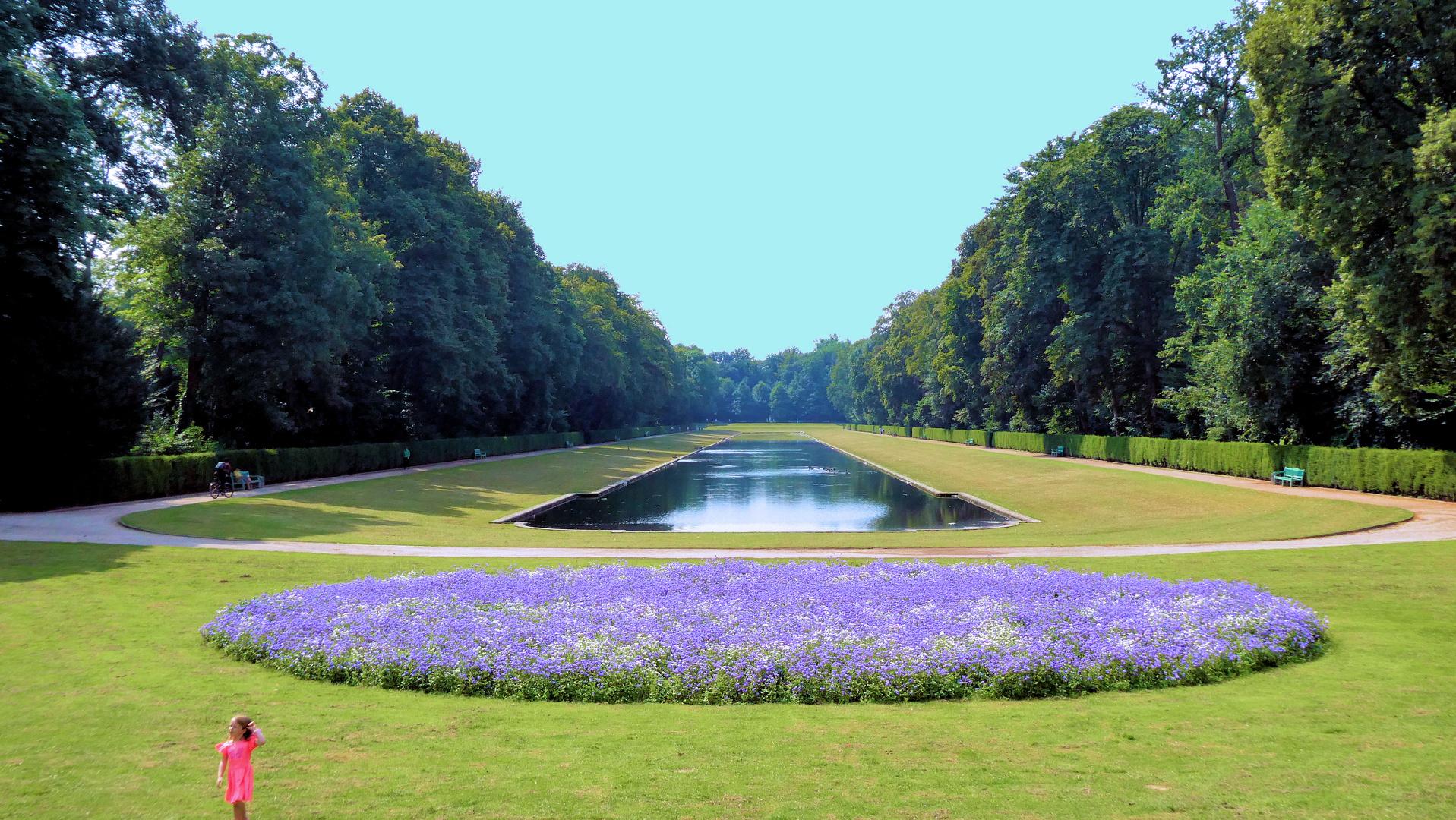 Park von Schloss Benrath