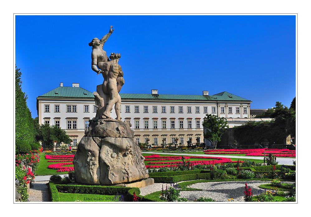 Park von Schloss Mirabell, Salzburg