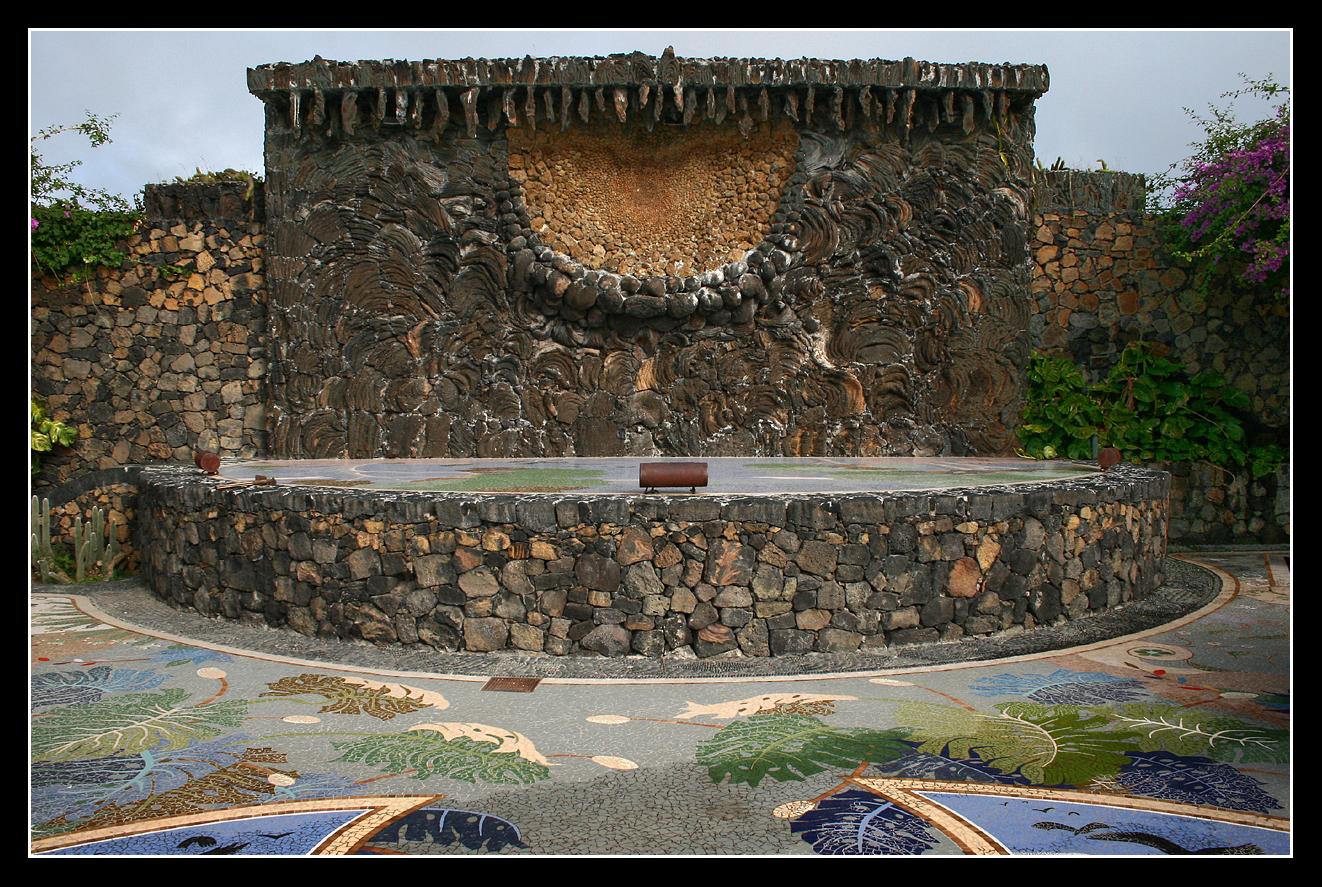 Parkanlage auf La Palma 1