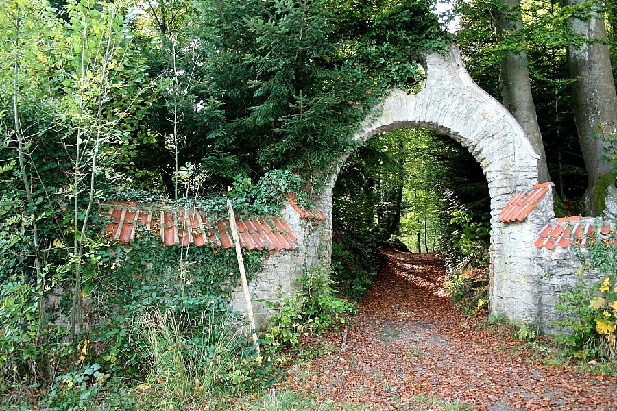 Parkanlage Villa Frank Murrhardt (2)