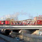 Parkbahn Cottbus: Ende der Saison, der letzte Zug des Jahres