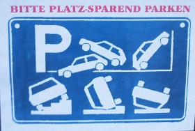 Parken erlaubt - aber wie?