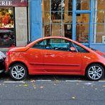 Parken in Paris ....