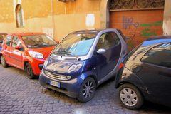 Parken in Rom ;-)