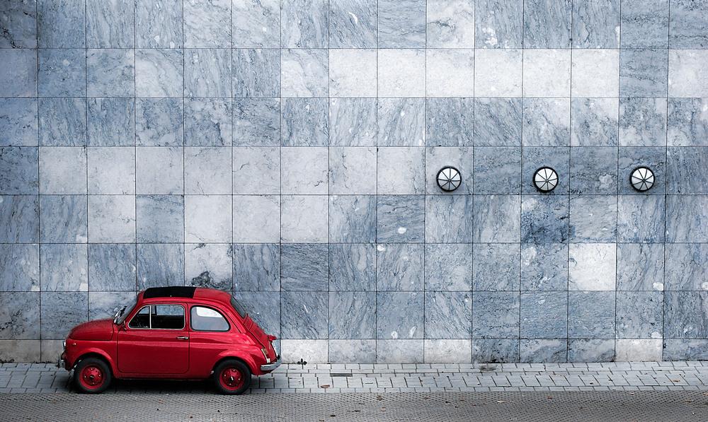 Parken mit Stil -retouched-