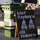Parken Verboten auf Holländisch?