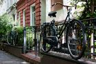 Parkgewohnheiten der Bonner Radfahrer