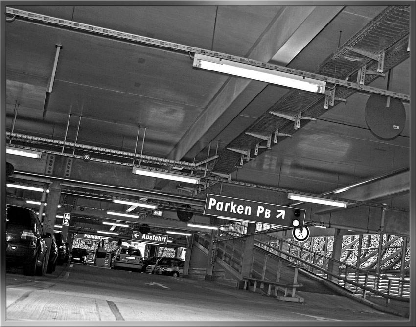 Parkhaus im Eastgate