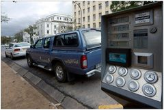 Parking in South Africa