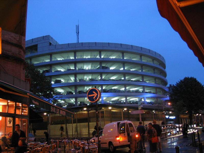 parking la nuit