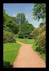 Parklandschaft bei Hameln