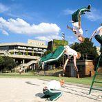 Parkour / Freerunning in Johannesburg