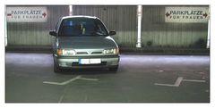 Parkplätze für Frauen