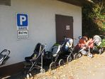 Parkplatz am Schweizerhaus