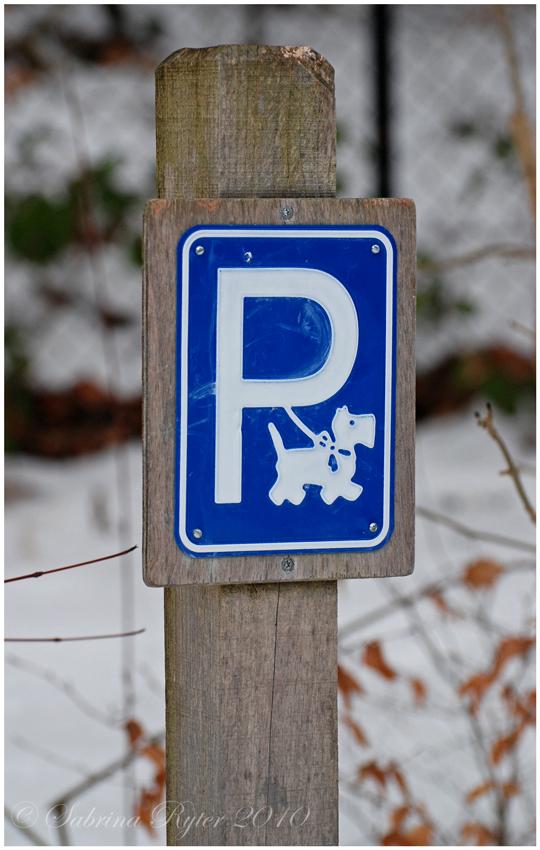 Parkplatz für...