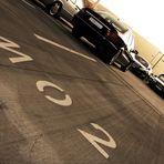 Parkplatz M02 ist noch frei......