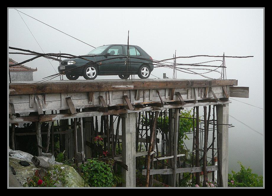 Parkplatz - so gehts doch auch!