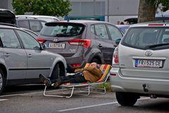 parkplatzgeschichten V