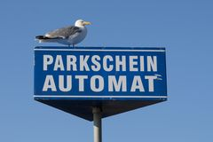 Parkraumüberwachung