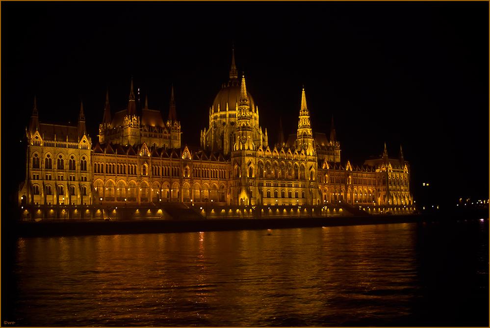 Parlament von Budapest