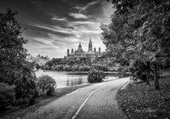 Parlamentshügel von Ottawa