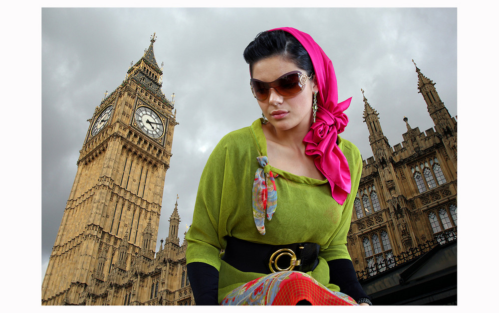 Parliament girl