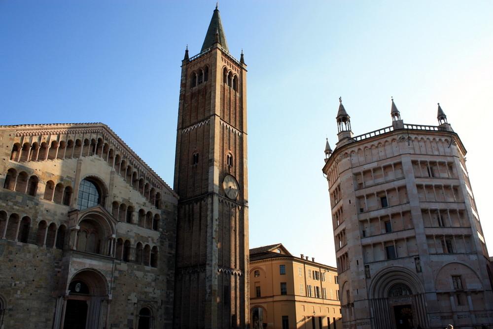 Parma - piazza Duomo