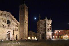 Parma - Piazza Duomo.