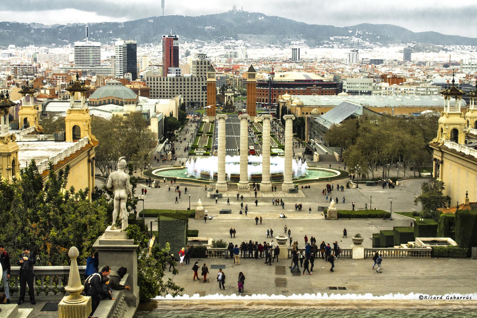 Parque de Montjuic, Barcelona