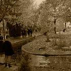 Parque de Rosalia de Castro-Lugo. Año-1965