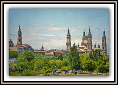 Parque del Oeste - Zaragoza