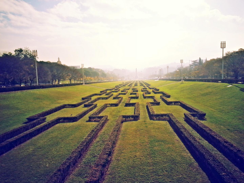 Parque Eduardo VII Lisboa
