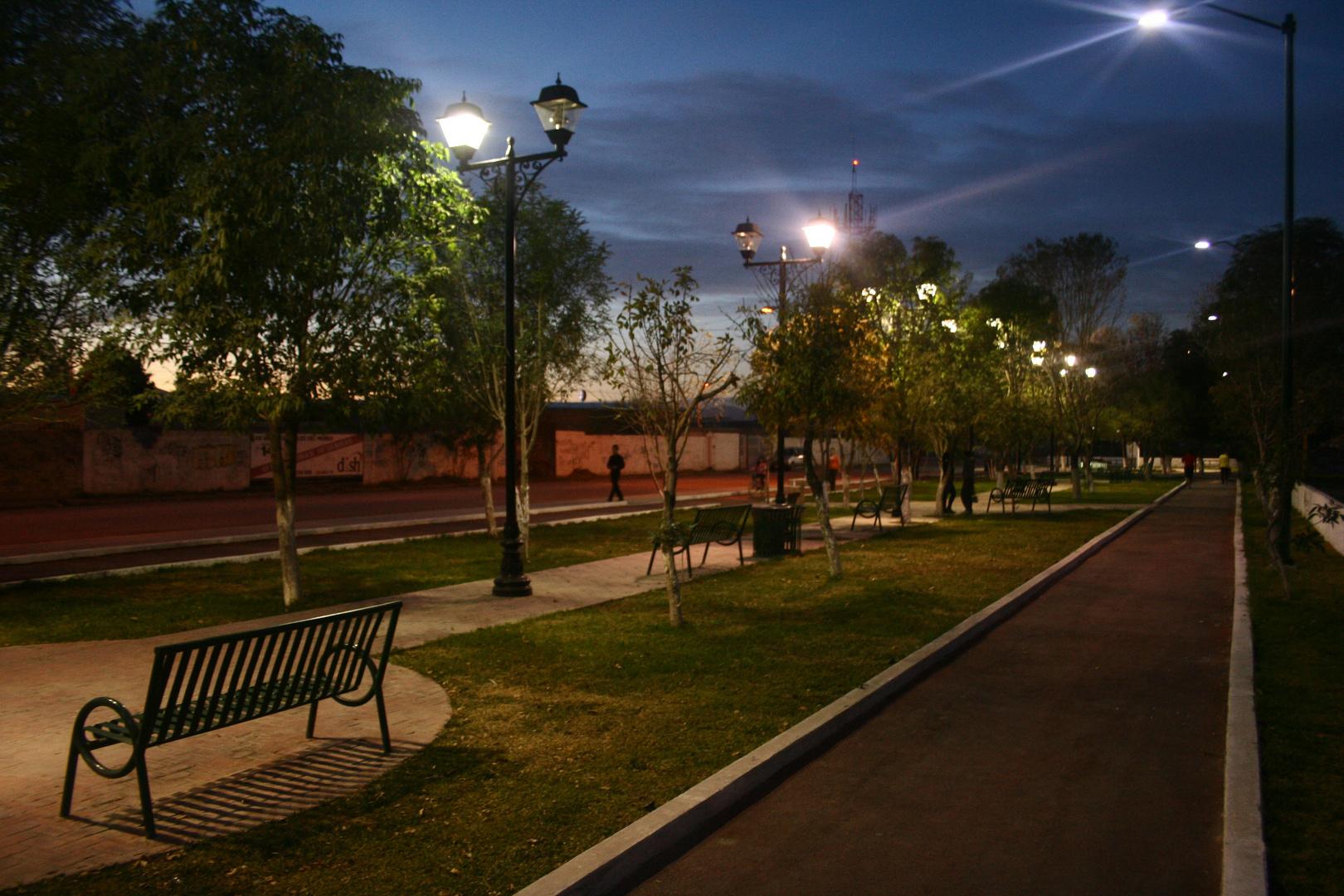 #Parque