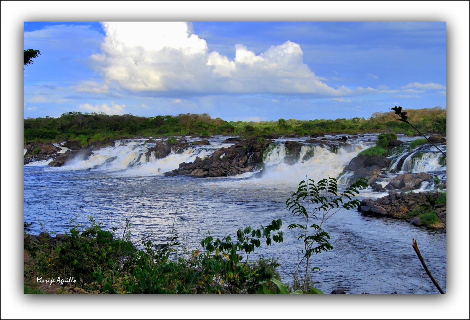 Parque La Llovizna - Ciudad Guayana - Puerto Ordaz (Venezuela)