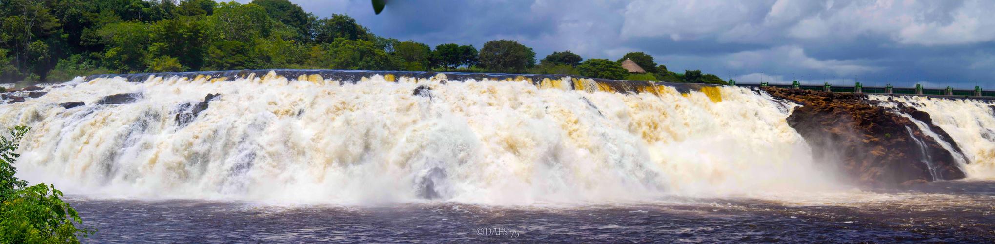 Parque La LLOVIZNA-Ciudad Guayana, Venezuela