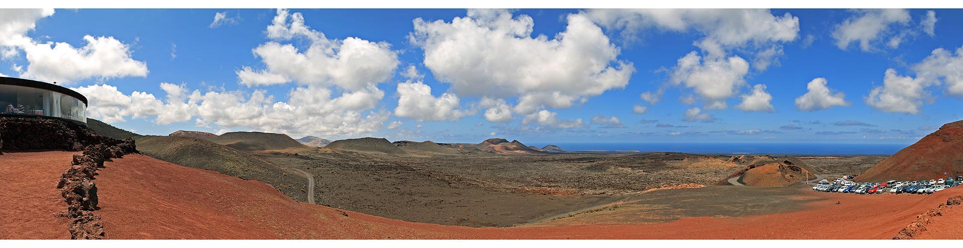 - Parque Nacional de Timanfaya -