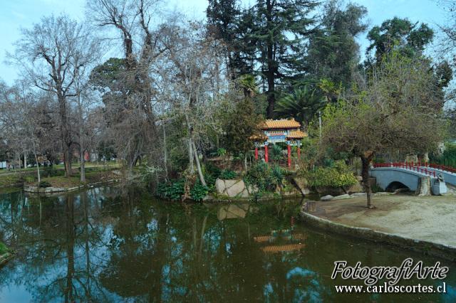 Parque Ohiggins, Chile