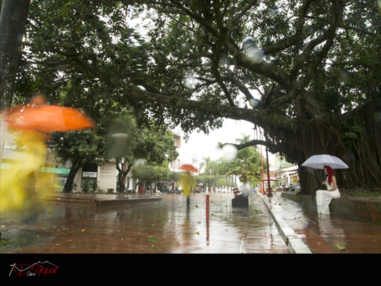Parque Ramon Nonato Perez, Yopal - Casanare