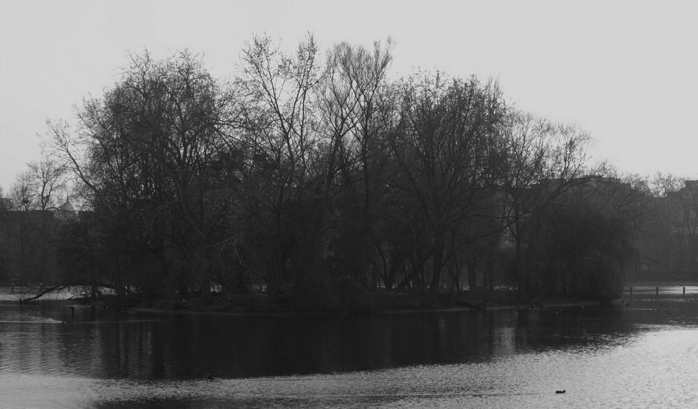 Parque Regent´s Londres 9...