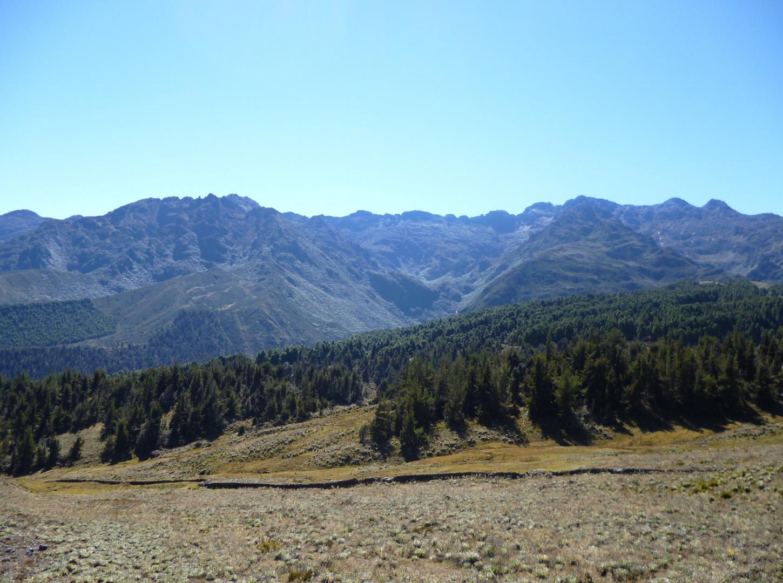 Parque Sierra Nevada