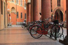 Parqueadero de Bicicletas